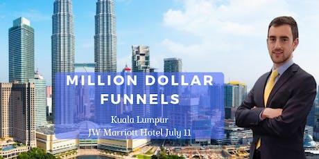 Million Dollar Funnels: For Speakers, Entrepreneurs & Business Owners! tickets