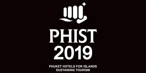 Phuket Hotels for Islands Sustaining Tourism  2019 (PHIST)