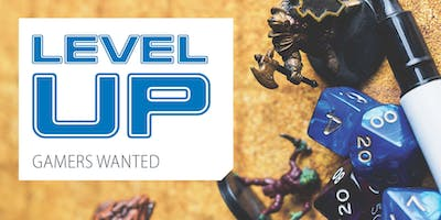 Level Up - Winter School Holiday Edition