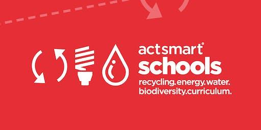 Actsmart Schools Junior Eco Bus Tour - ACT Southern Schools