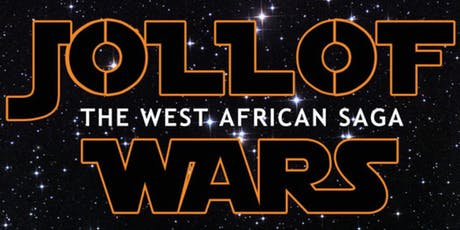 JOLLOF WARS Sun Sept 29th 6PM-10PM @ GROOVES | Info/Sections: 346.404.5060 tickets