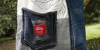 Recycled Denim Bag Workshop - Ulladulla