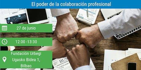 El poder de la colaboración profesional entradas