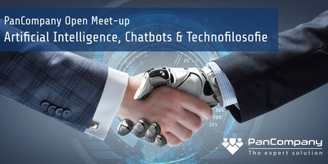 PanCompany Open Meet-up: AI, Chatbots & Technofilosofie tickets