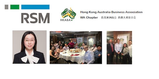 July Networking Lunch with RSM