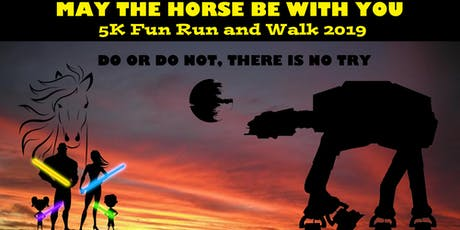 May The Horse Be With You Fun Run tickets