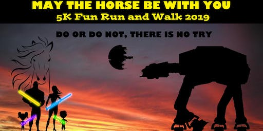 May The Horse Be With You Fun Run