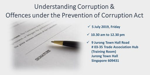 Understanding Corruption and Offences under the Prevention of Corruption Act
