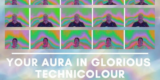 Your Aura in Glorious Technicolour