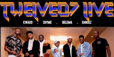 Twelve07 Live tickets
