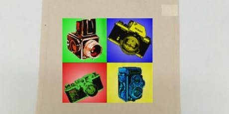 Pop Art Tote Bags - Rylstone tickets