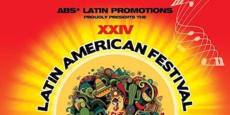 24th Latin American Festival -Birmingham UK tickets