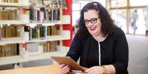 Basic Tablet and Smartphone Skills @ Devonport Library