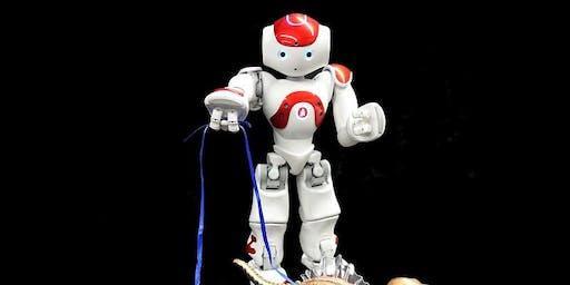 Science Week Meet the Robot - Rosebud Library