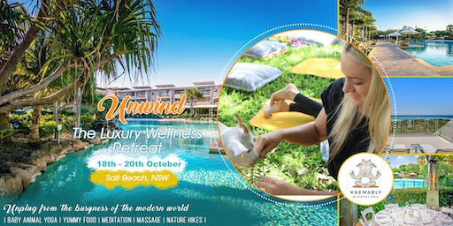 Unwind - Luxury Wellness Retreat