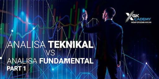 Analisa Fundamental vs Analisa Teknikal: Part 1