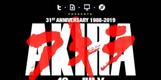 "TDSC presents ""Akira (1988)"""