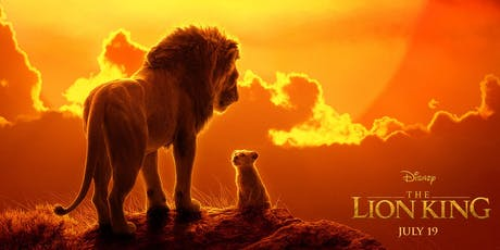 Fight Cancer with The Lion King tickets