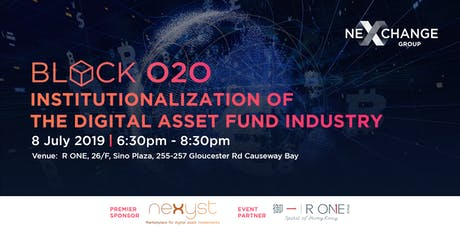 Block O2O: Institutionalization of the Digital Asset Fund Industry  tickets