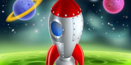Space Storytime and Craft - Seaford Library tickets
