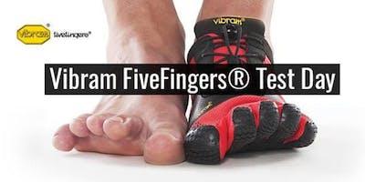 MAXI SPORT   Vibram FiveFingers® Test Day - Sesto San Giovanni 13 Luglio