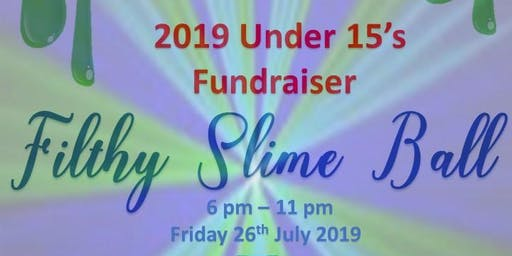 Filthy Slime Ball - Central Coast Barbarians Fiji Fundraiser