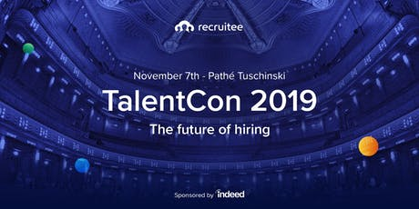 TalentCon 2019 tickets