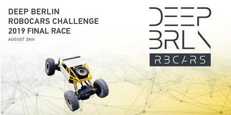 DEEP BERLIN Robocars Challenge Final Race tickets