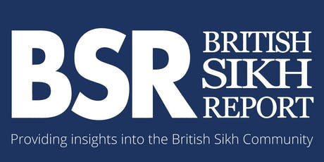 Northern Launch of the British Sikh Report 2019 tickets