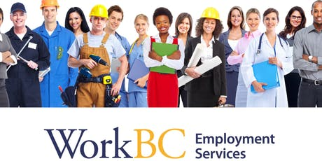 Richmond WorkBC Hiring Event (Careers in Retail, Distribution,Hospitality) tickets