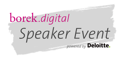 "borek.digital Speaker Event ""Transformation im Mittelstand"""