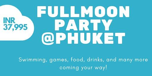 Full Moon Party Phuket