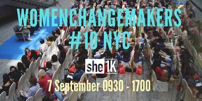 WomenChangemakers #10 NYC