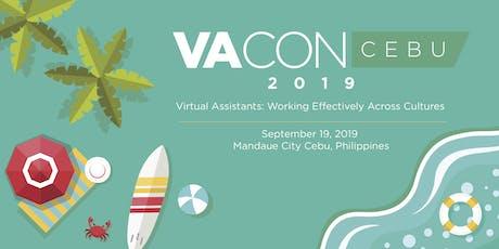 VACon Cebu 2019 tickets