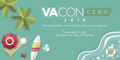VACon Cebu 2019