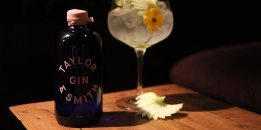 Hidden Gin Dinner at Gin Palace with Taylor & Smith