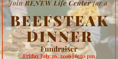 Beefsteak Dinner Fundraiser tickets