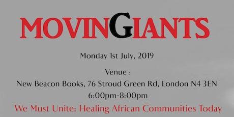 We Must Unite: Healing African Communities Today tickets