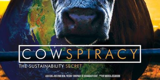 Winter Warmer Film - Cowspiracy The Sustainability Secret