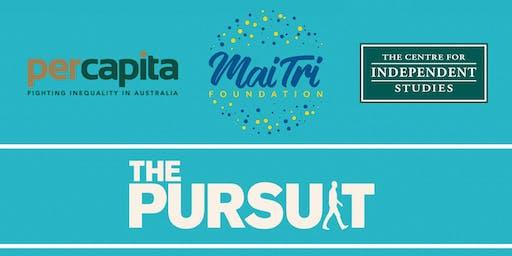 The Pursuit - Sydney Screening