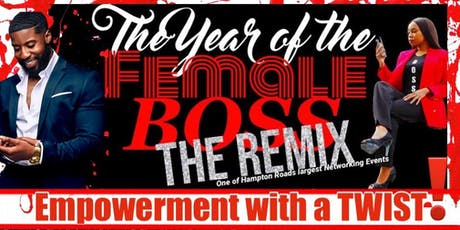 The Female Boss REMIX Conference tickets