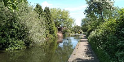 Cycle the Stourbridge Canal