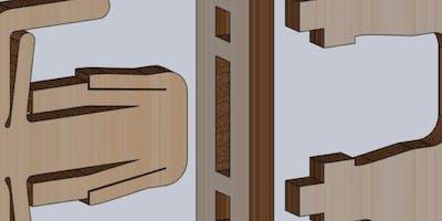 Workshop Tecniche di press-fit e kerf parametrico - Bracciano