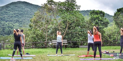 Let's Go Outdoors: Hike & Yoga