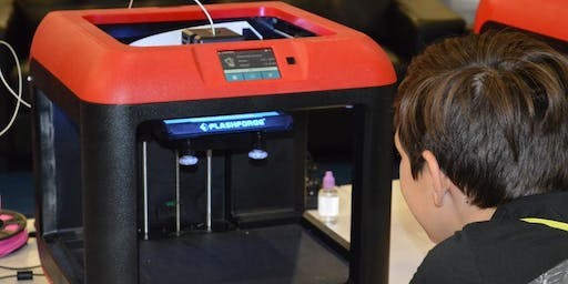3D Printing with Andrew Christie
