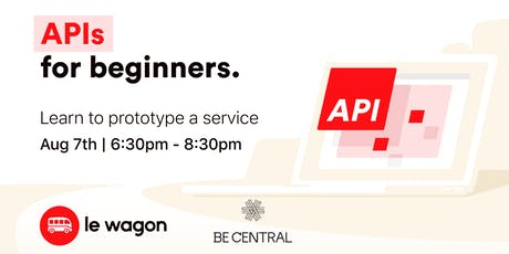 Free workshop - API for Beginners tickets