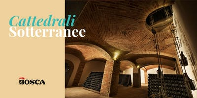 Tour in English - Bosca Underground Ctahedral on 30th June 19 at 2:20 pm