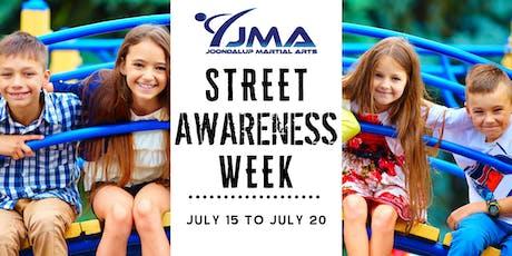 Street Awareness Week tickets