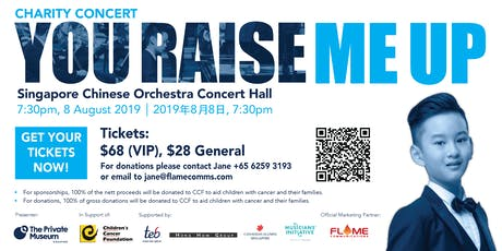 Charity Concert - Pianist Child Prodigy Ryan Wang tickets