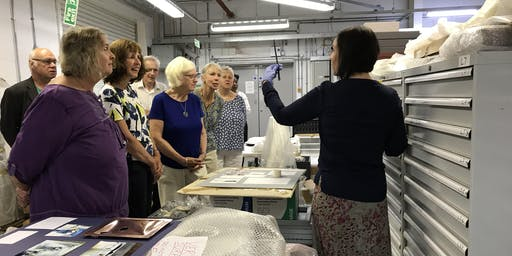 FULLY BOOKED: Heritage Open Day Tour: Sheffield's Collections